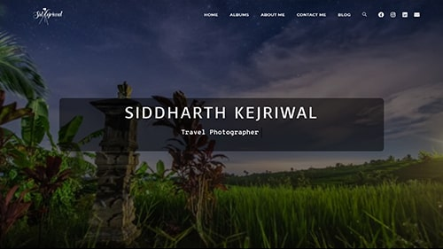 Siddharth Kejriwal
